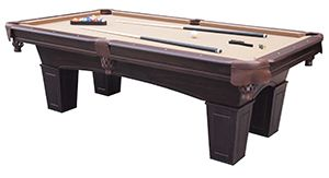 pool table movers cleveland
